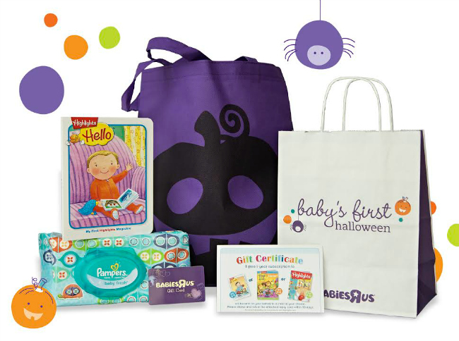 Pampers Babies R Us Babys First Halloween Giveaway