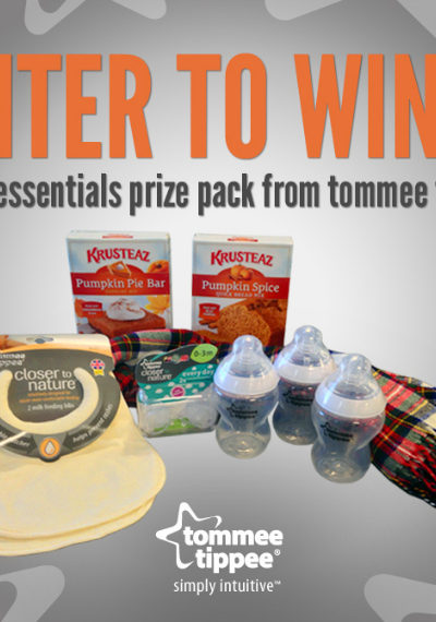 Ready for Fall with Tommee Tippee GIVEAWAY  #tommeemommee
