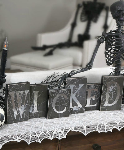 Ten Easy Halloween Decor Ideas for Your Home