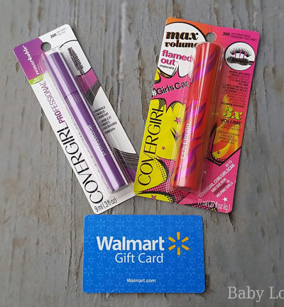 "COVERGIRL & Walmart Partner to Turn ""Can't"" into ""Can"" + GIVEAWAY #GirlsCan"
