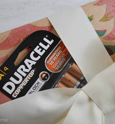 Don't Forget the Duracell Batteries Under the Tree #PowerTheHolidays