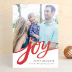 Customize Your Christmas Photo Cards with Minted.com