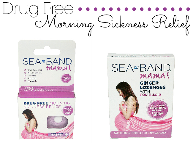 Sea Band Drug Free Morning Sickness Relief