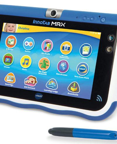VTech InnoTab MAX Tablet Review: Perfect For Learning and Fun + GIVEAWAY
