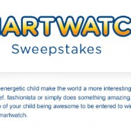 Enter the VTech Smartwatch Sweeps to Win a VTech Kidizoom Smartwatch #smartwatchsweeps