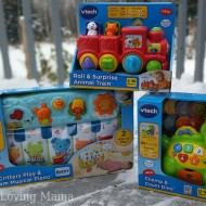 Introducing VTech's Expert Panel and the Milestones Resource + Giveaway
