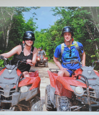 ATV Adventure in Cozumel