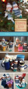 Start a new family tradition this holiday season with kindness elves. This alternative to Elf on a Shelf is a great way to teach children kindness!