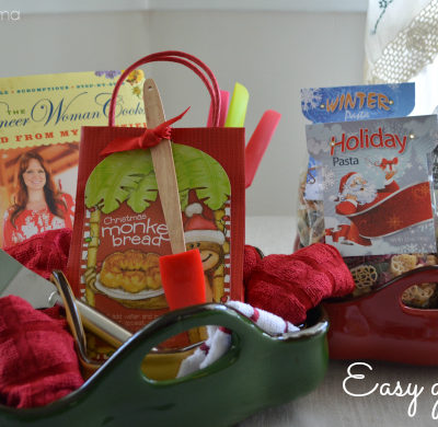 Holiday Gift Basket Ideas from The Lakeside Collection + GIVEAWAY