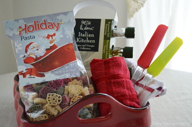 Lakeside Collection Medium Italian Cooking Basket