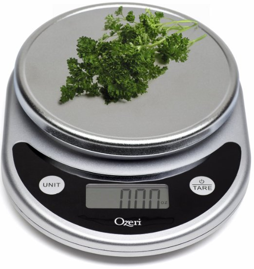 home chef digital scale