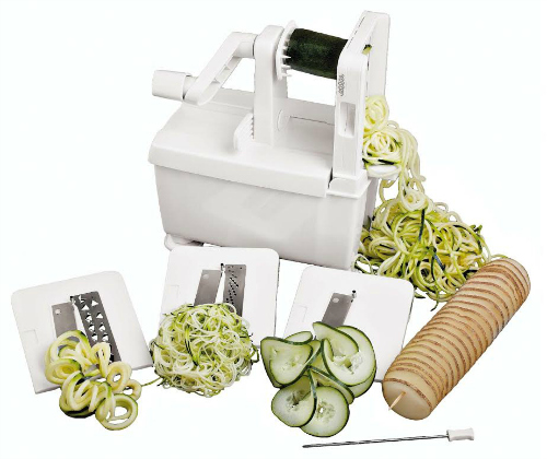 home chef spiral cutter