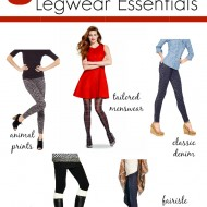 5 Must-Have Legwear Essentials from No Nonsense + GIVEAWAY