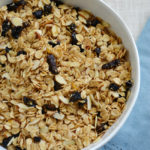 Orange Plum Granola: Healthy Snacking in the New Year #TheFeelGoodFruit #CG