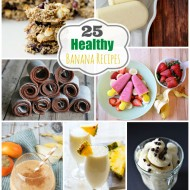 25 Healthy Banana Recipes That Satsify
