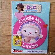 Doc McStuffins: Cuddle Me Lambie Now Available on DVD