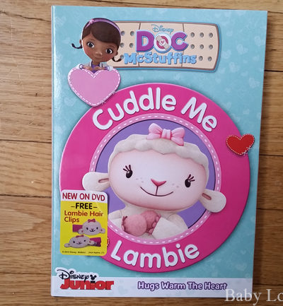 Doc McStuffins: Cuddle Me Lambie Now Available on DVD