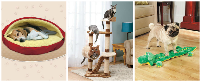 Pet Gifts from Lakeside Collection