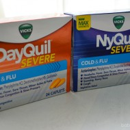 Why I Need Help to Battle Through Cold and Flu Season #ReliefisHere