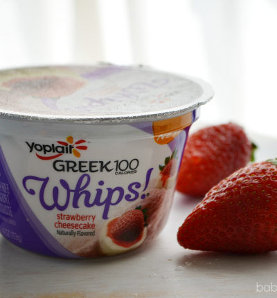 Yoplait Greek 100 Whips Yogurt