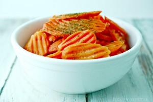 Dill Glzed Carrots Recipe