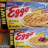 New Eggo Gluten Free Waffles: Gluten Free and Tasty