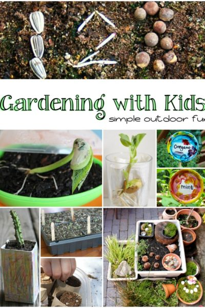 Gardening with Kids: Simple Outdoor Fun Ideas