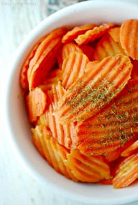 Glazed Carrots with Dill