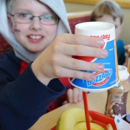 Get Upside Down with Dairy Queen Blizzards  #GetUpsideDown #IC