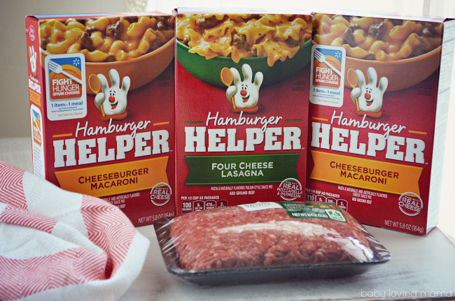 Hamburger Helper Free Ground Beef Rebate Offer