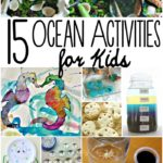 Ocean Activities for Kids : Under the Sea Fun
