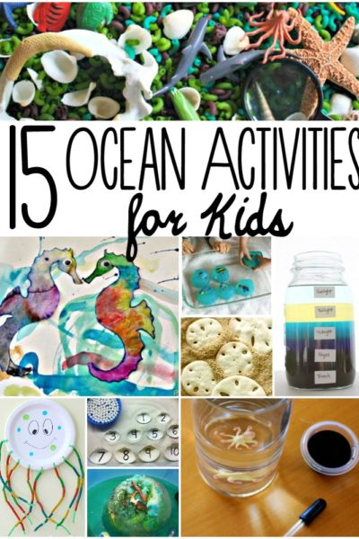 Ocean Activities for Kids
