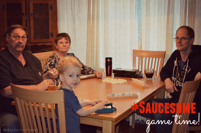 Saucesome Dinner Time with Ragu