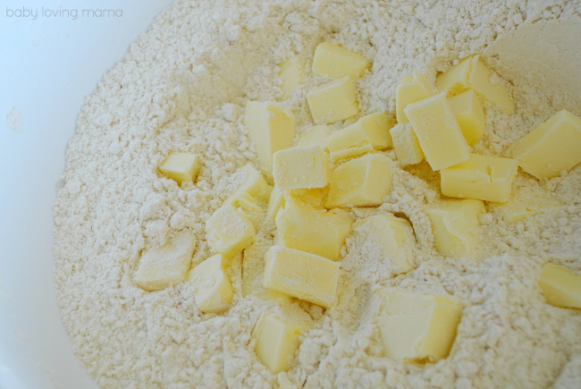 Butter for Scones