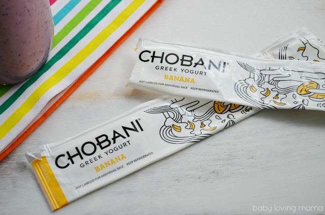 Chobani Greek Yogurt Banana