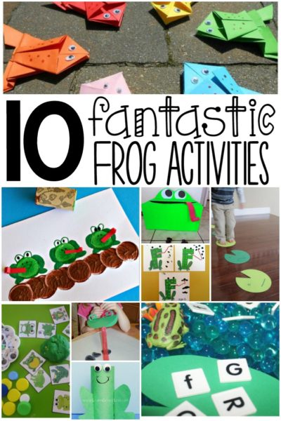 Fantastic Frog Activities for Kids