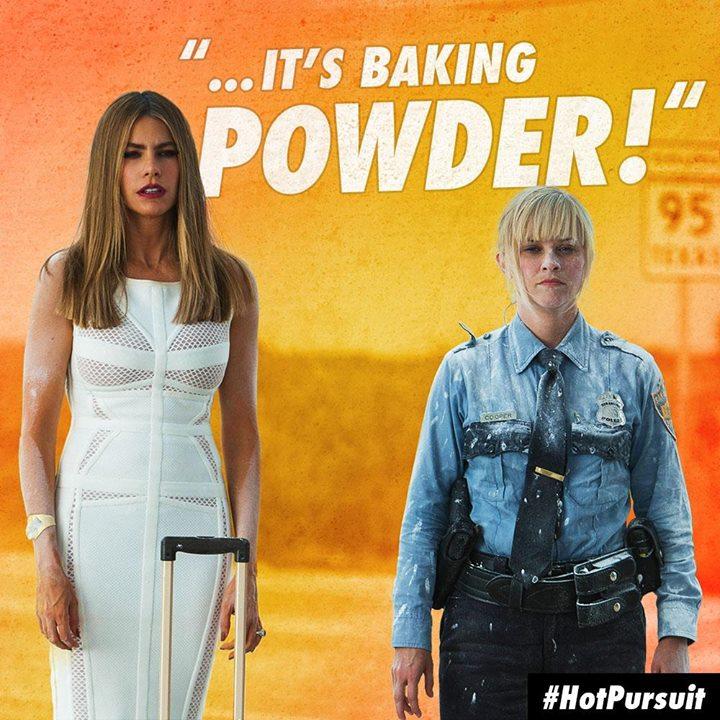 Hot Pursuit Baking Powder
