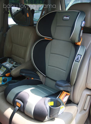 5 Common Booster Seat Questions Answered From Chicco Every Ride