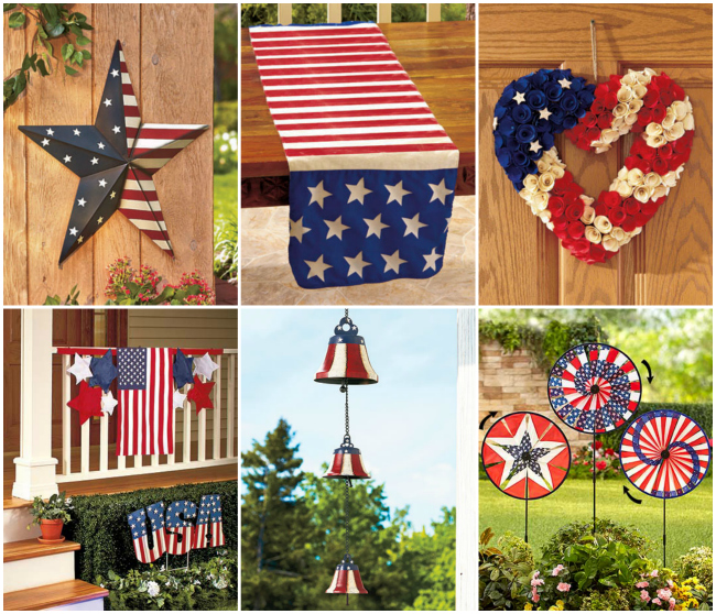 LTD Commodities Americana Decor