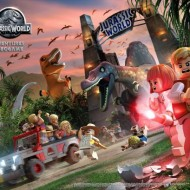 Jurassic World Hits Theaters and Lego Game Hits Shelves + GIVEAWAY #TeamJurassic #JurassicWorld