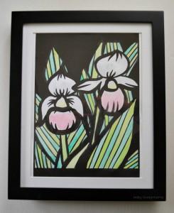 Minnesota State Flower Free Printable