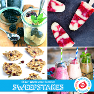 Enter the REAL® Wholesome Summer Sweepstakes with REAL® Seal Dairy