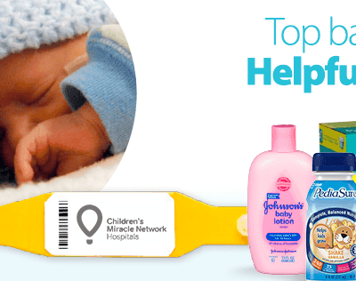 Join Walmart and Pampers in Supporting Children's Miracle Network Hospitals + GIVEAWAY