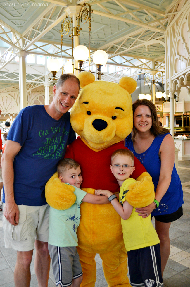 Walt Disney World Pooh
