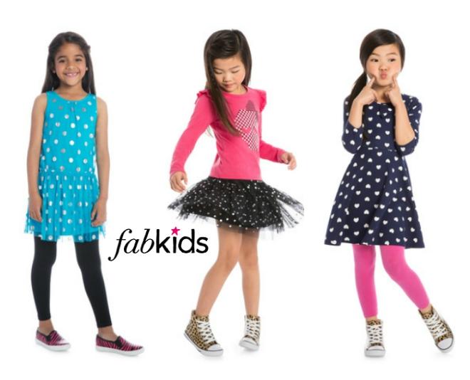 FabKids Girls July