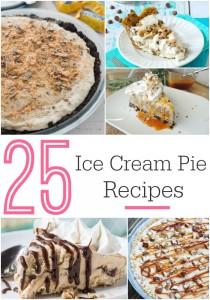 Ice Cream Pie Recipes
