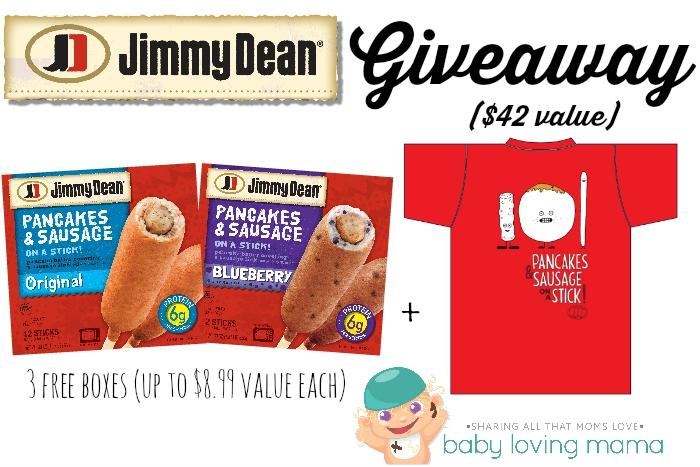 Jimmy Dean Giveaway