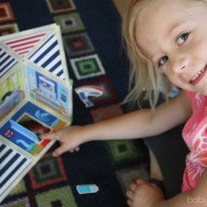 """A"" is for Art with Build & Imagine Magnetic Play Sets"