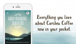 Caribou Coffee App