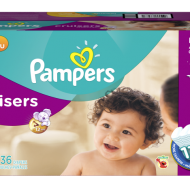 "Special Offer for New Pampers Cruisers at Babies ""R"" Us"